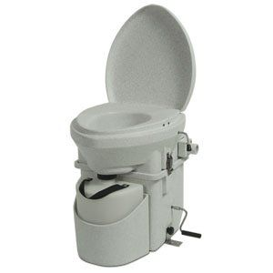 Nature's Head Dry Composting Toilet / Standard Crank Handle