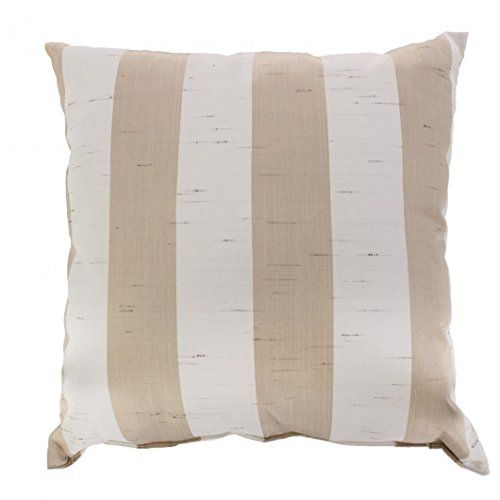Sunbrella Square Decade Designer Throw Pillow