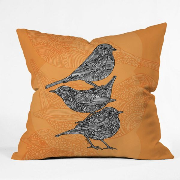 Valentina Ramos Animals Throw Pillow