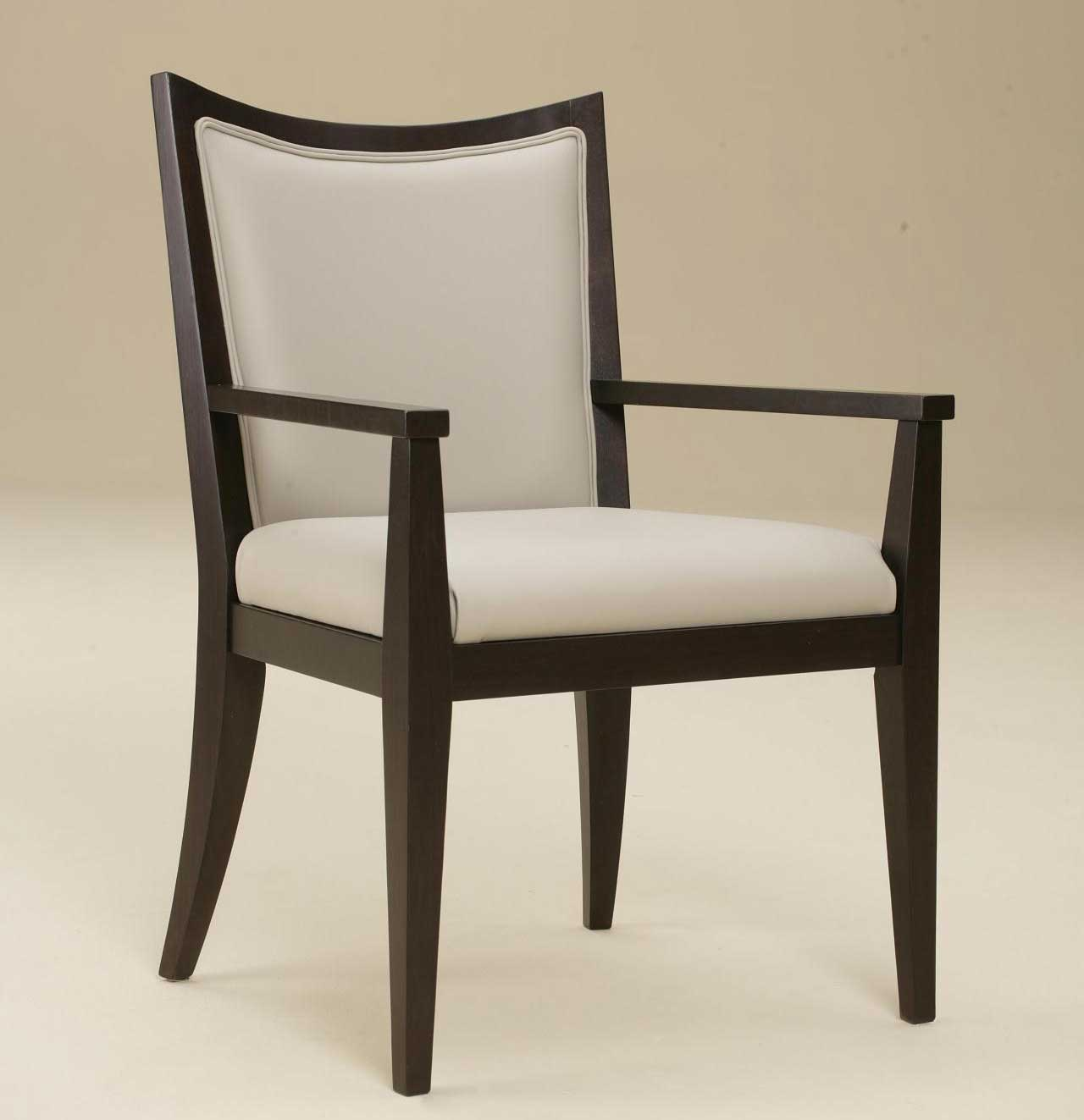 Espresso Home Bedroom Accent Chair