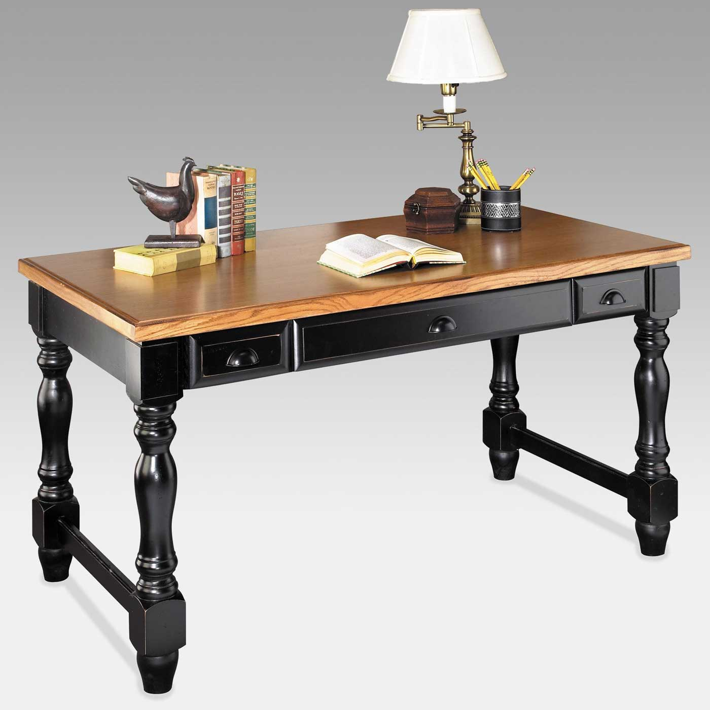 Southampton classic black writing desks from Kathy Ireland