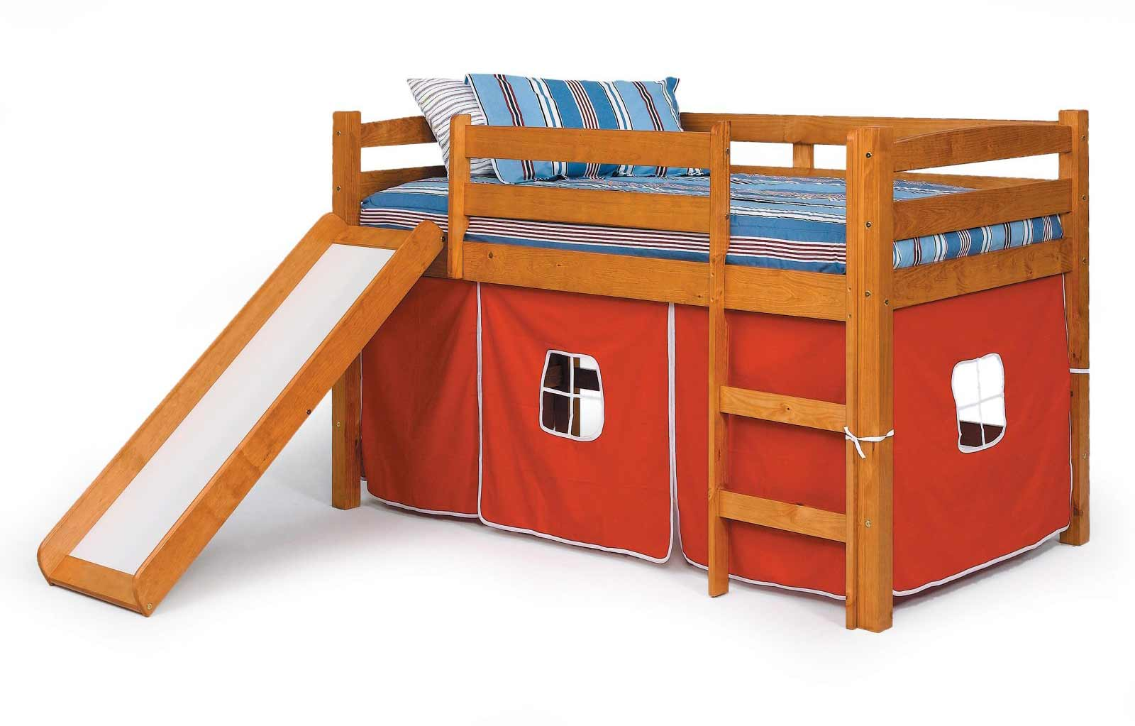 Alexander loft bed tents for twin beds