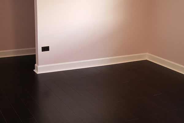 Cali black bamboo for home floor