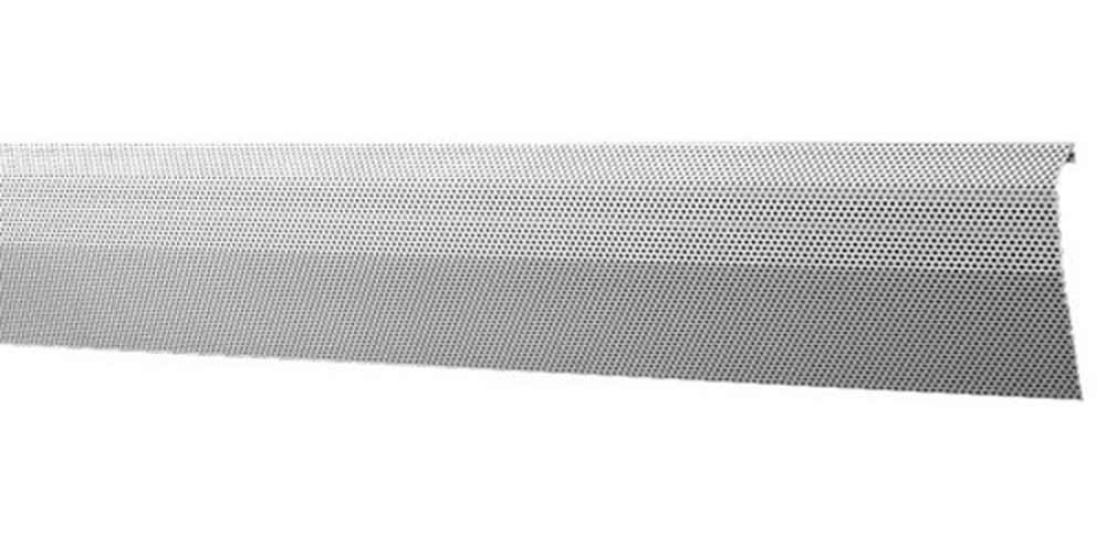 Custom Perforated Baseboard Heating Covers