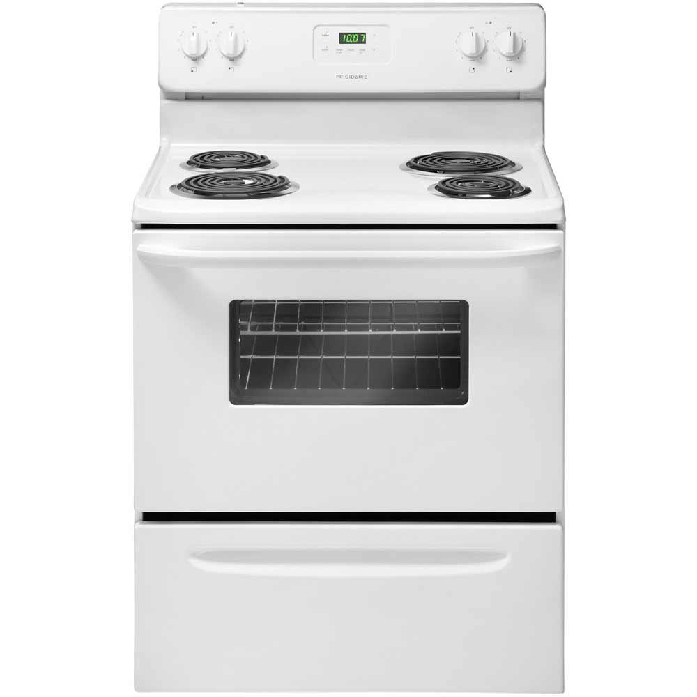 Frigidaire FFEF3011LW Best Electric Stoves Range