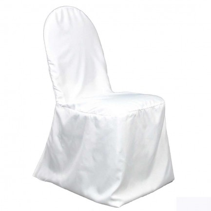Linen Tablecloth white wedding canvas chair covers