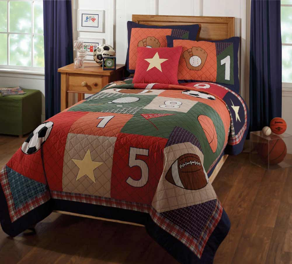 Nautica linen bed comforters and bedspreads for kids