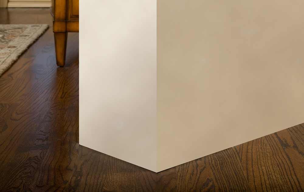Plain Baseboard Trim Styles