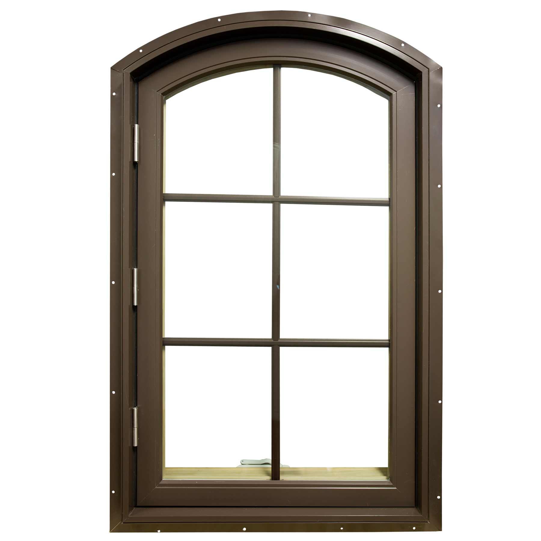 Ply Gen home aluminum casement windows