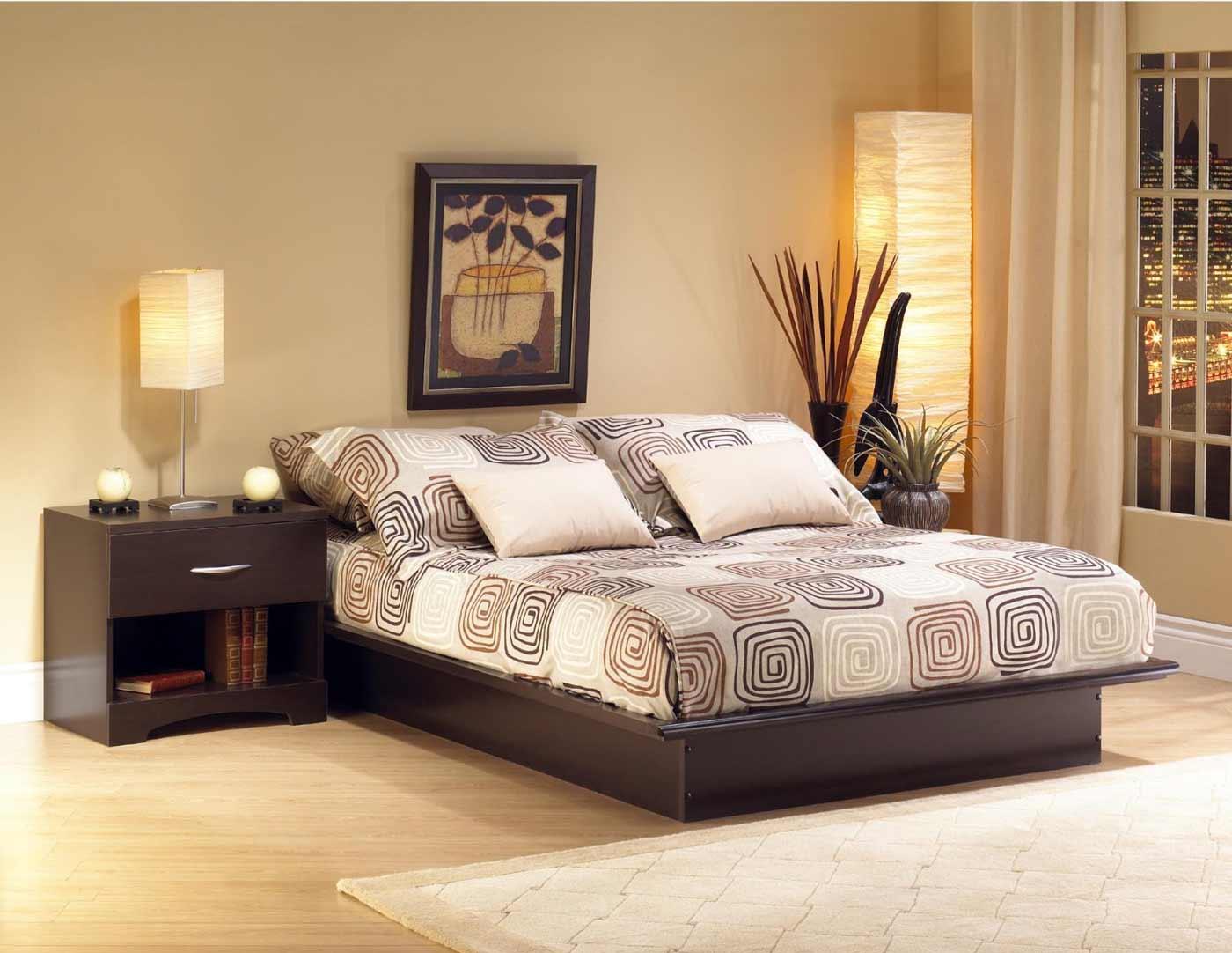 South Shore Affordable Platform Beds Furniture Sets
