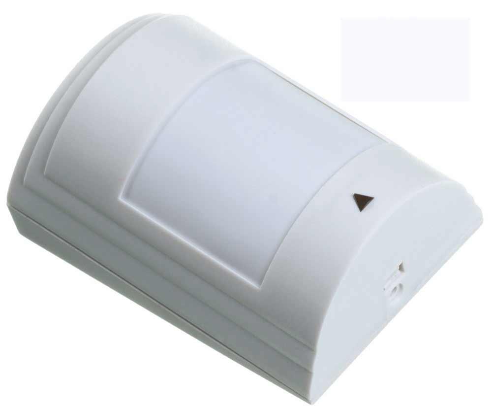 Wireless Home Alarm with Motion Sensor