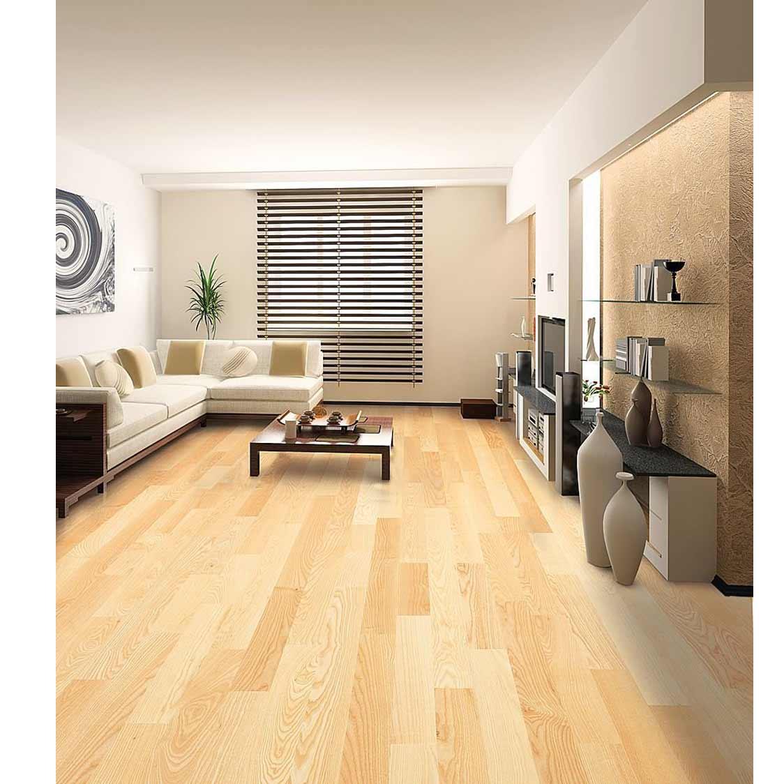 Yazco modern natural hardwood carpet design