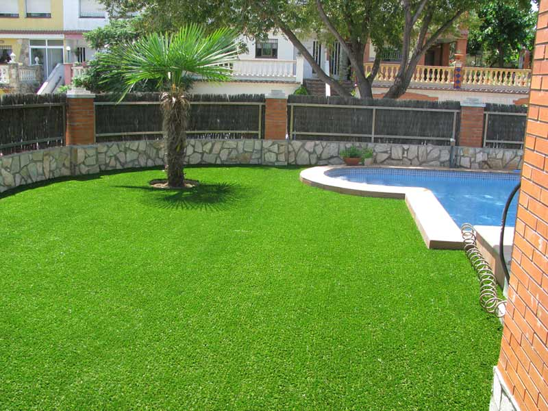 artificial grass garden carpet
