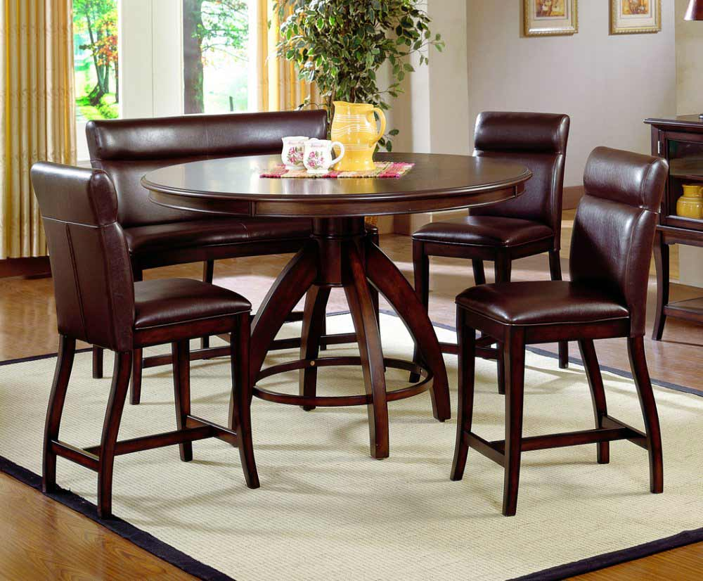 banquette dining sets for home