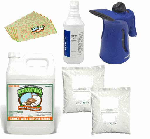Bed Bugs bed bug extermination kits