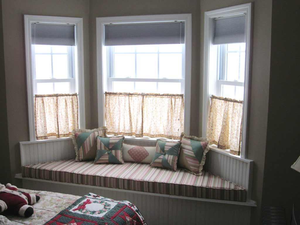 cheap three panels bay window cost