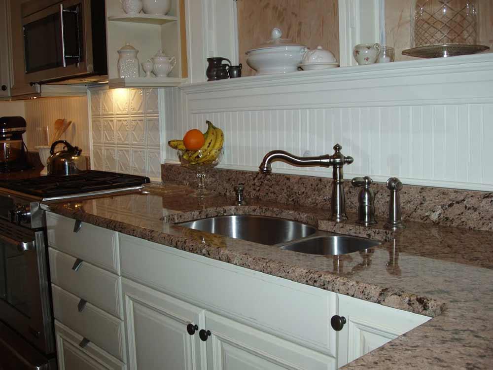 natural faucet beadboard backsplash style