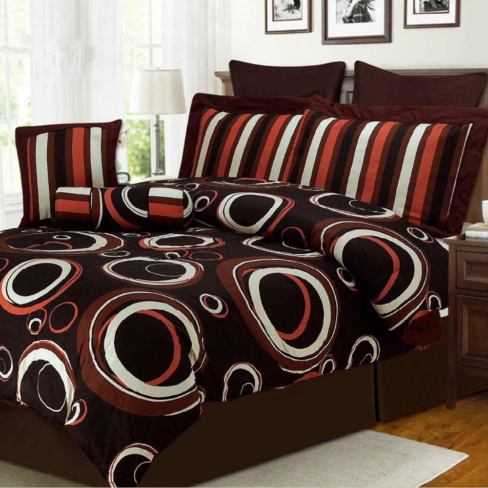 queen size bed skirts comforter sets