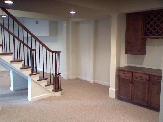 Atlanta Home Carpet for Basement