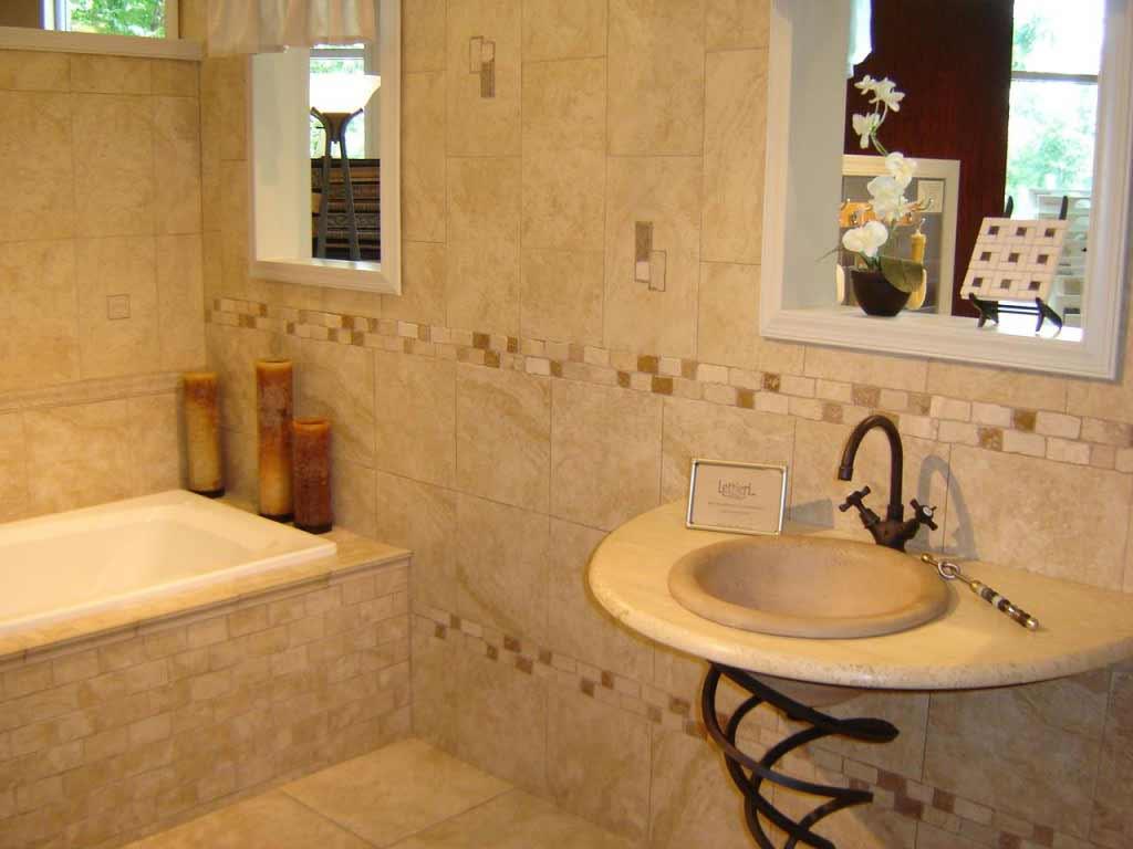 Ceramics Bathroom Tile Designs