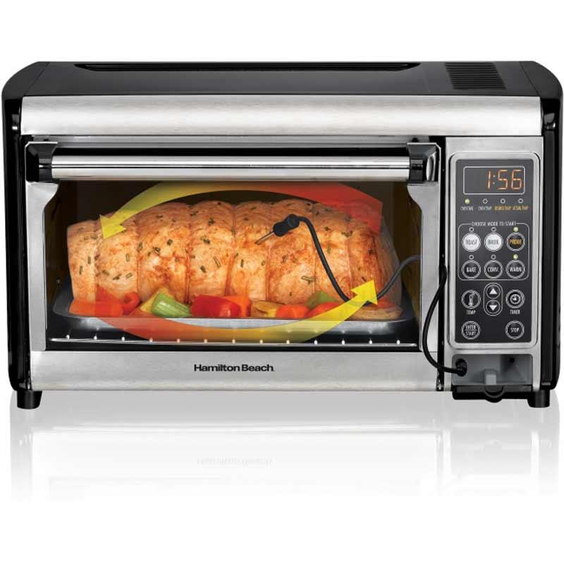 Hamilton Beach 31230 Small Toaster Oven