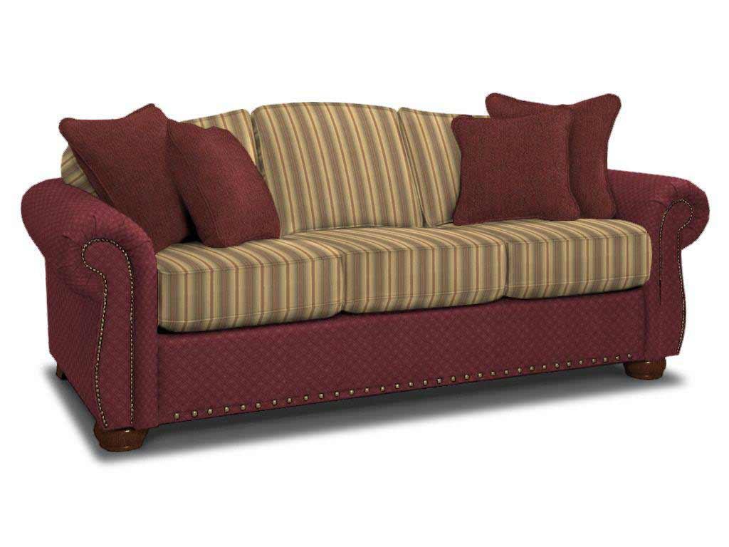 La-Z-Boy Woodrow Premier Home Sofa with Three Cushion