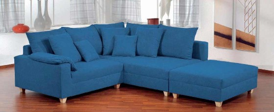 Sectionals Light Blue Couches