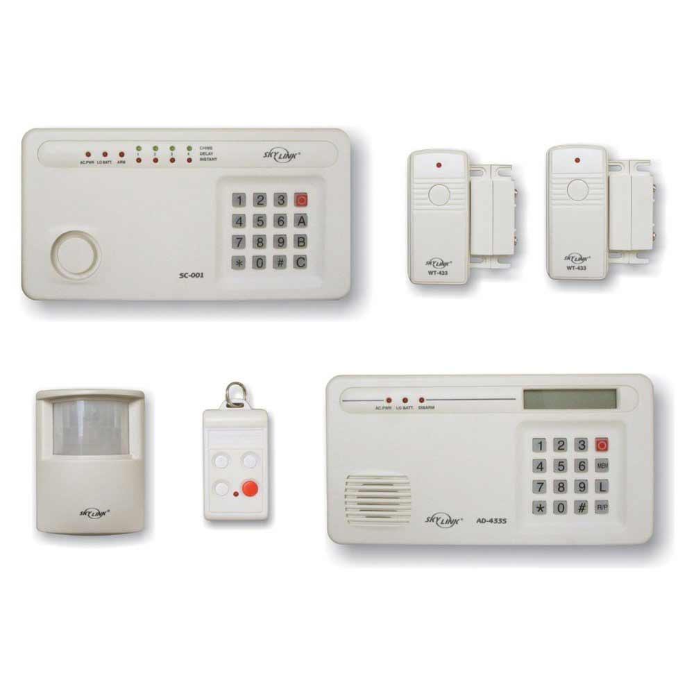 Skylink Burglar Home Wireless Alarm Sets