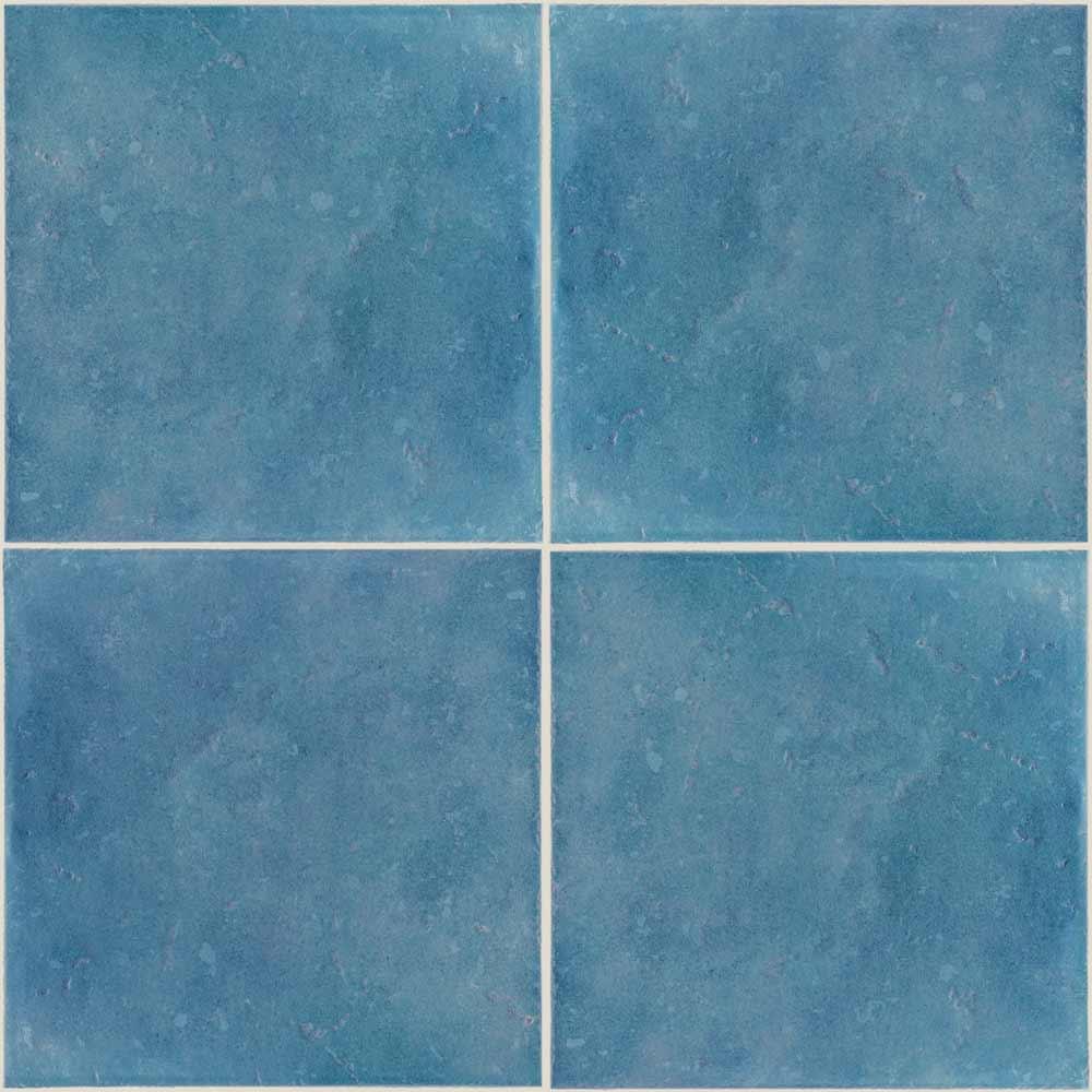 pale blue ceramic bathroom tile