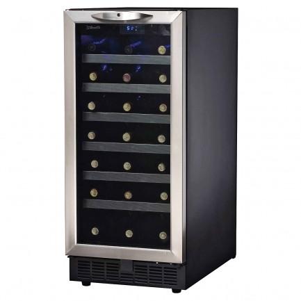 Danby Built in Wine Refrigerator 34 Bottle