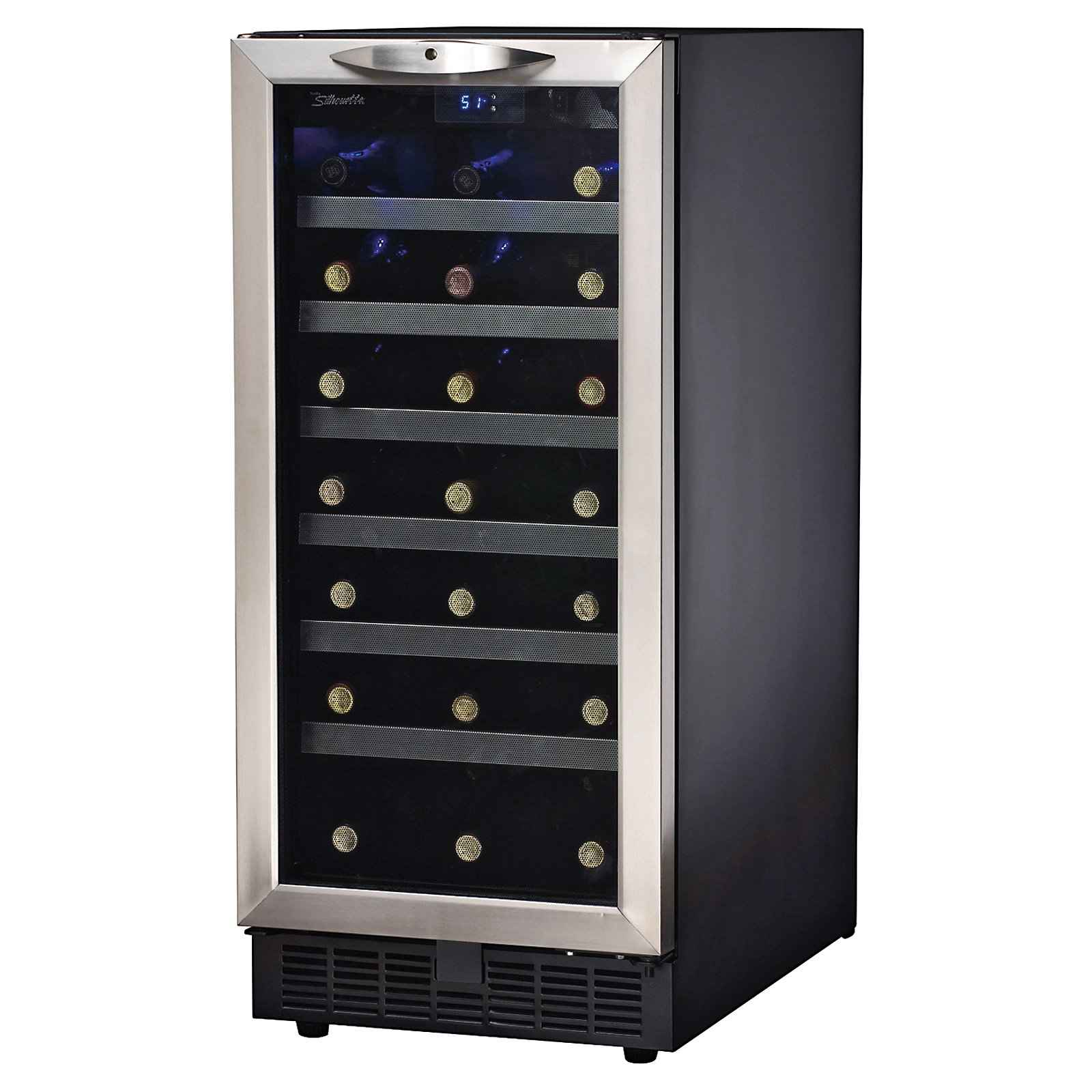 Built In Wine Refrigerator Furniture Design