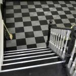 EZ Premium Beige Basement Rug Tiles