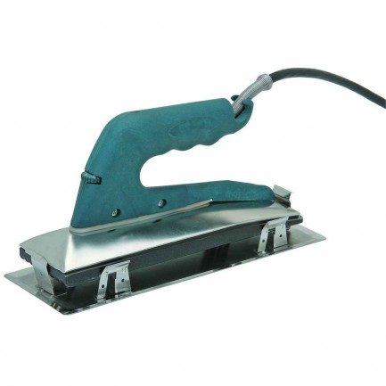 Electric Iron for Heat Bond Carpet Seam