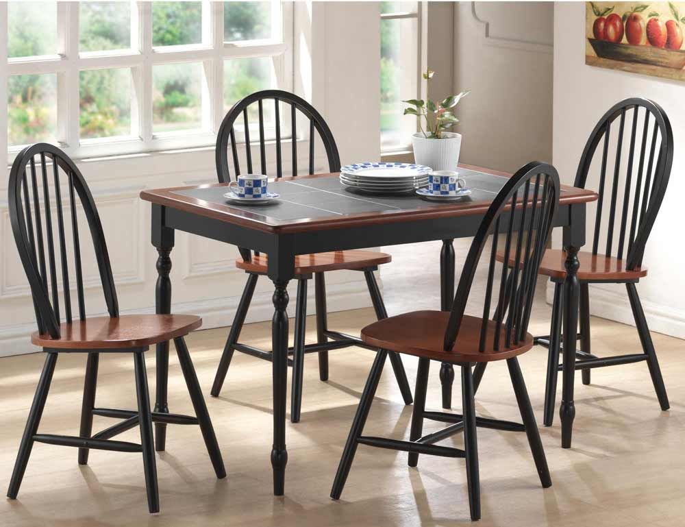 Round breakfast table sets feel the home for Breakfast sets furniture