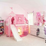 Marvelous deluxe loft castle beds for girls