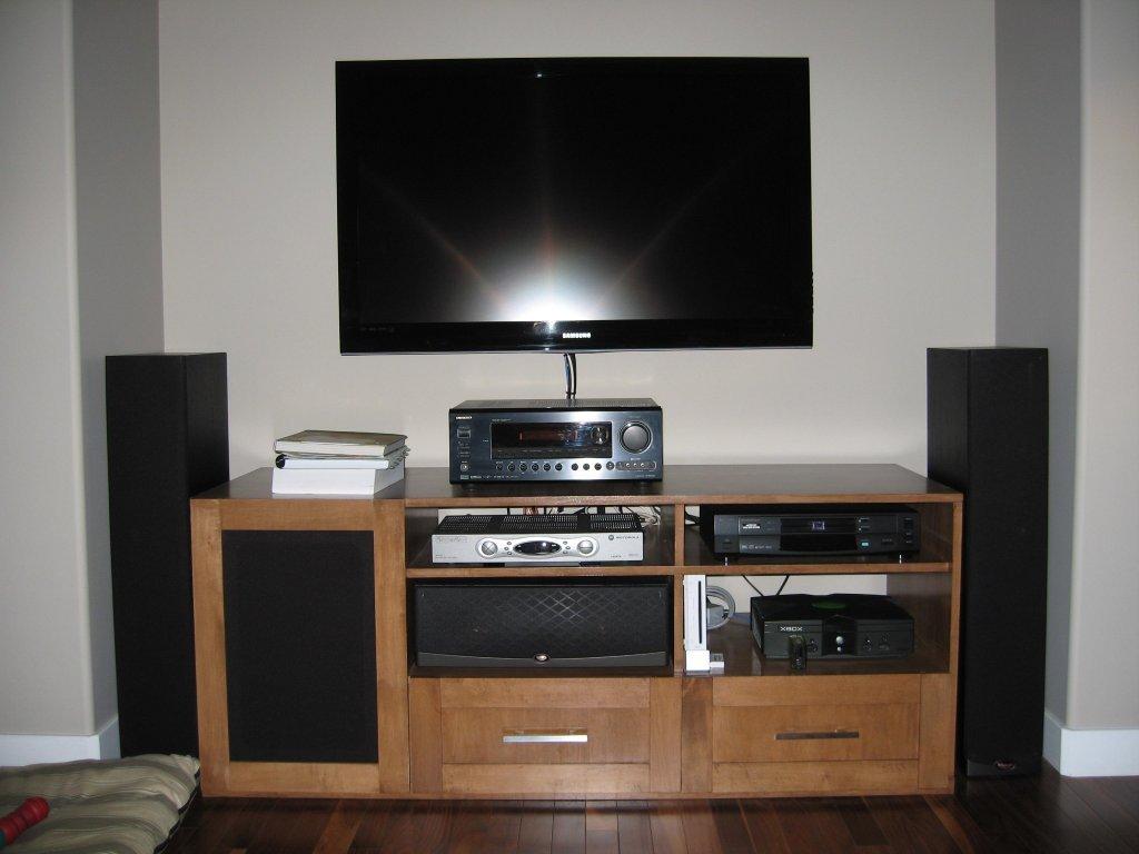 Hide Tv Cabinet Built In Corner Tv Cabinets | Feel The Home