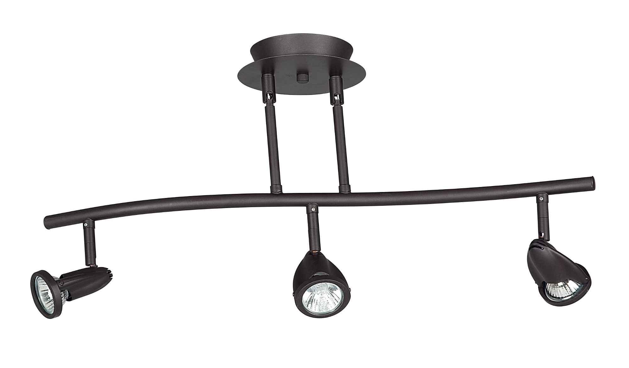 Bronze Track Lighting For Home Design