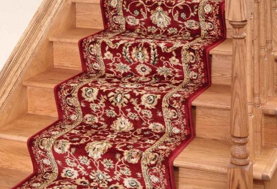 Peerless Rug Carpet Runner for Stairs