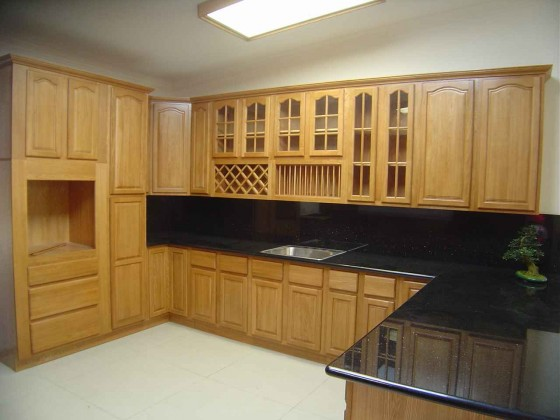 cheap countertop ideas and cabinet for kitchen