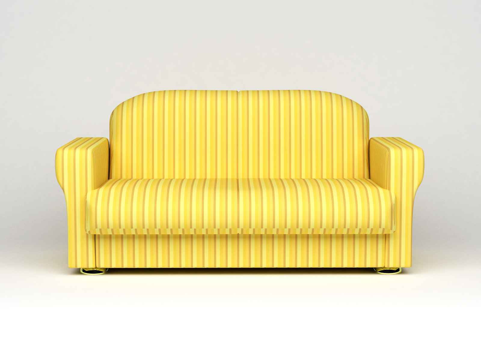 cheap yellow plastic apartment sofa furniture