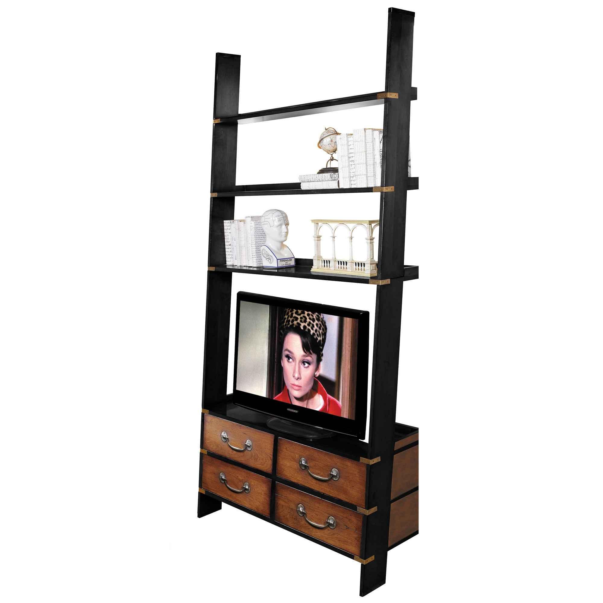 Wooden Ladder Bookshelf Plans, Free… – Amazing Wood Plans