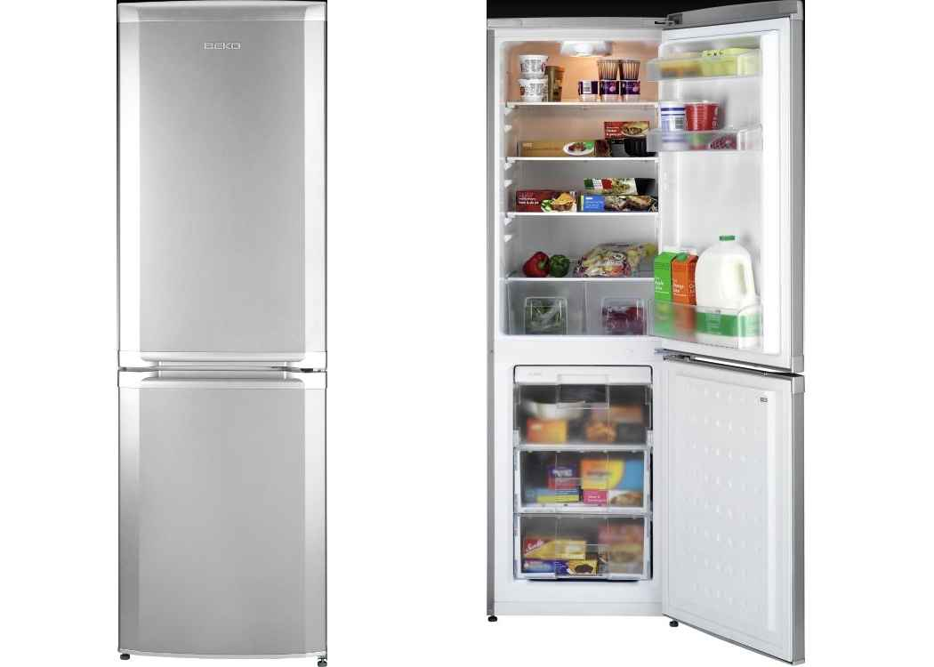 Beko cheapest freezers with two front doors