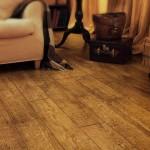 Quick Step Cheap Flooring Ideas in Harvest Oak
