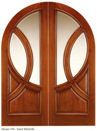 Saint Michelle Classic Affordable Entry Door