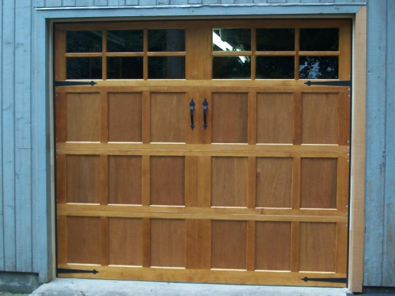 Wayne dalton wooden cheapest garage doors