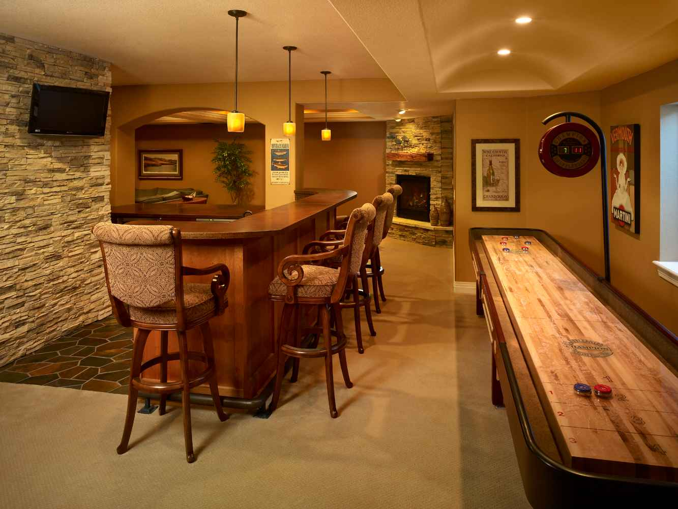 Home Basement Contractors in Denver
