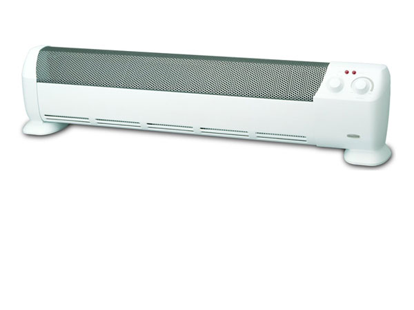Honeywell Silent Baseboard Heater in Low Profile Design