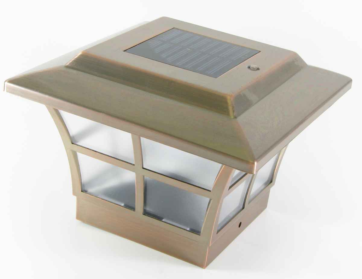 Outdoor Lightning With Solar Power