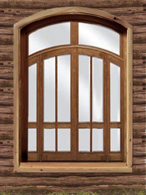 Smolenice Castle Window Frame Design