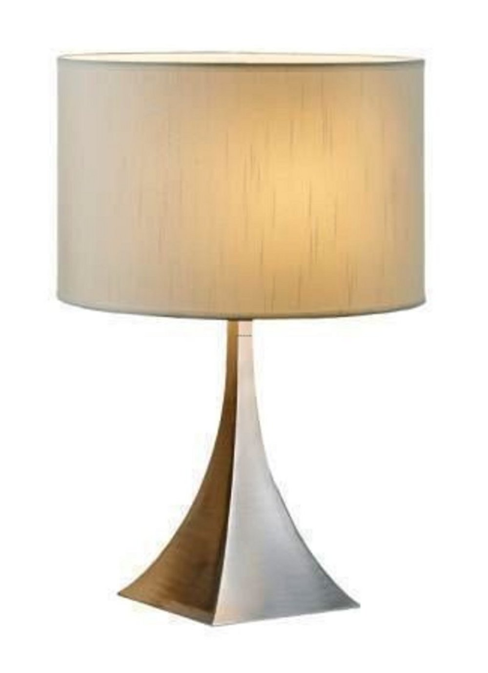 Unique Rectangular Base Table Lamp